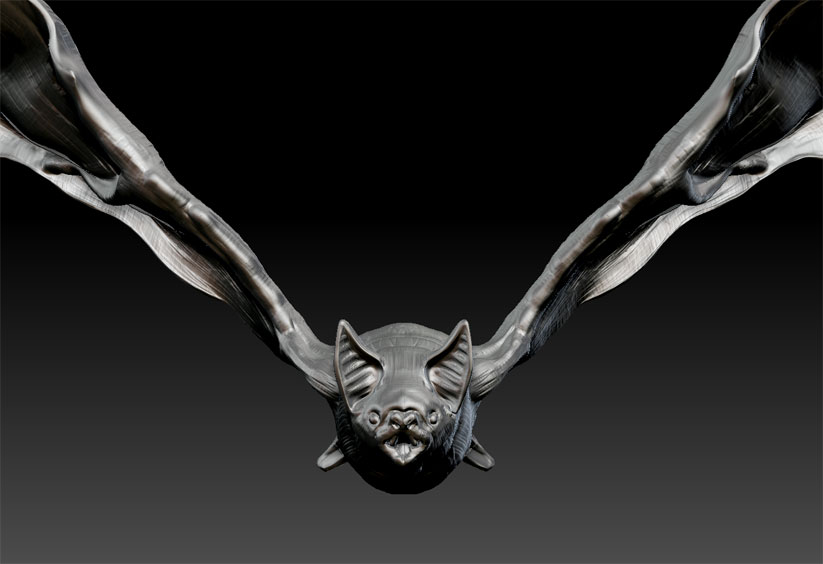 Speed Sculpt Bat 2